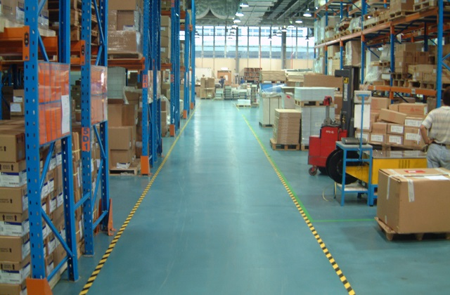 stonclad gs in global packaging facility