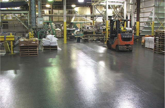 stonclad gs in pet food packaging facility
